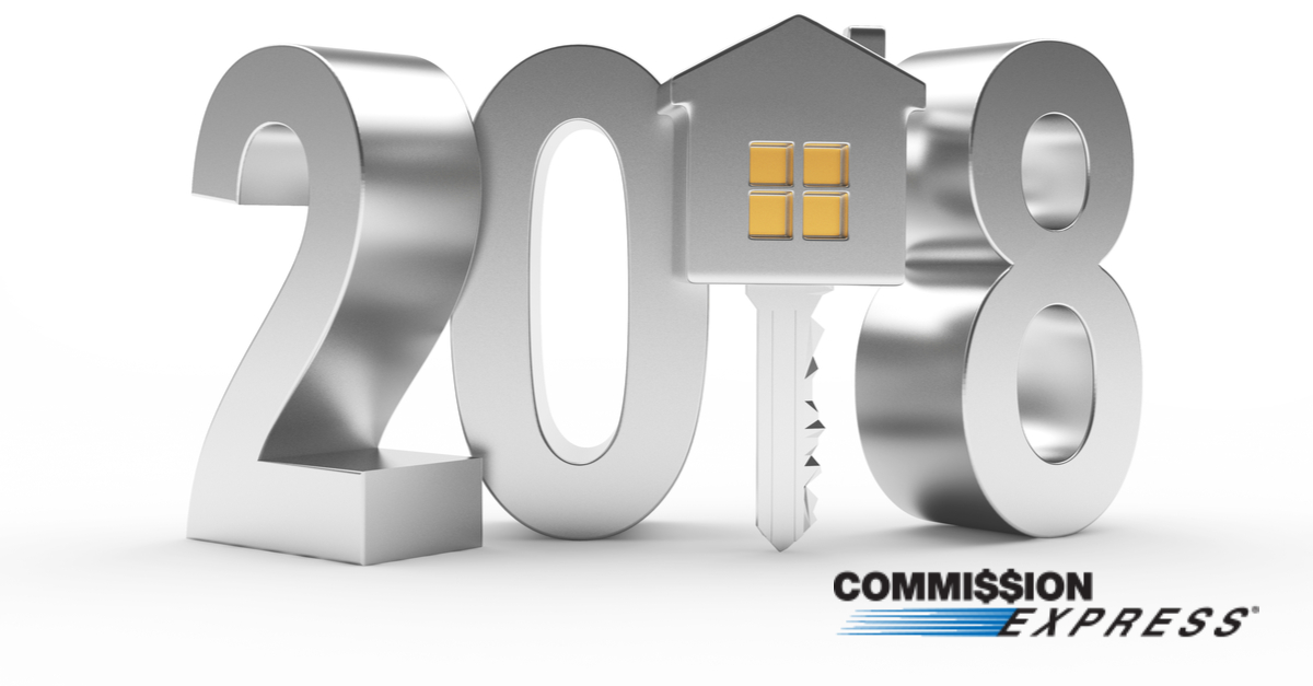 New Year's Resolutions to Help Hike Your Commission Express