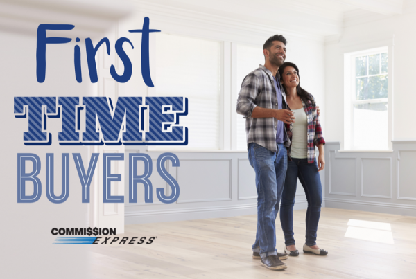 Commission Express - FAQ for First-Time Home Buyers